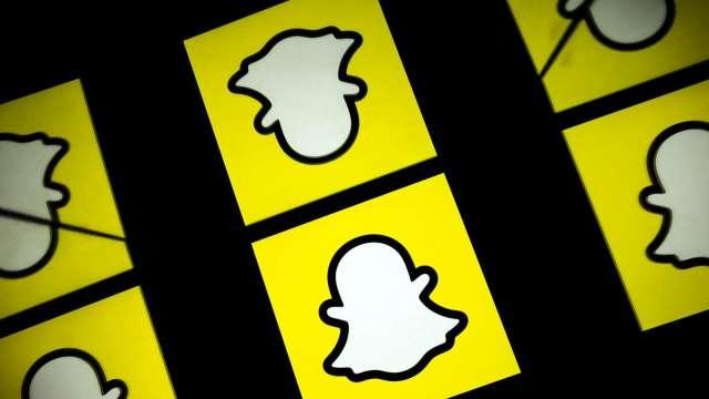 〈財報〉Snap用戶激增22% 首季營收大爆發成長近7成(圖片:AFP)