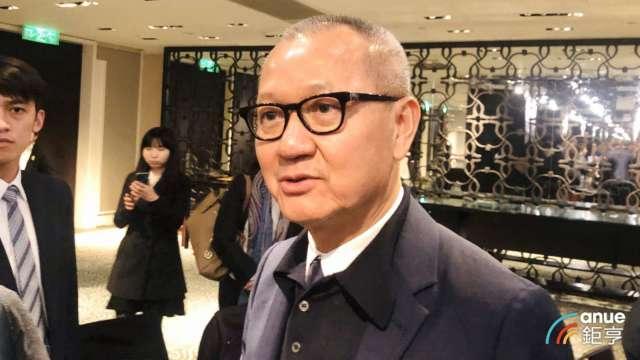 同欣電董事長陳泰銘。(鉅亨網資料照)