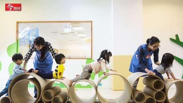 台灣生3胎才能申請家庭幫傭 港星有需求就可提出。(圖:今周刊)