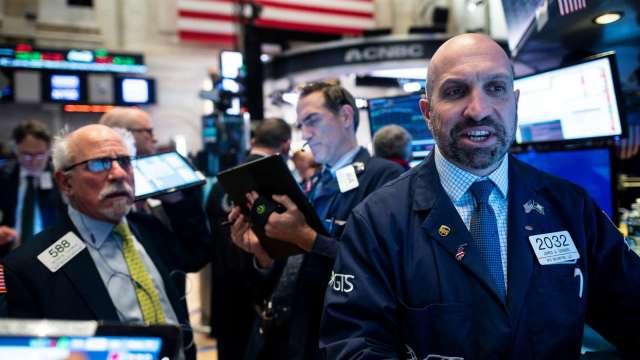 〈美股盤後〉拜登加稅擔憂先擱一邊 標普反彈逾1% (圖片:AFP)
