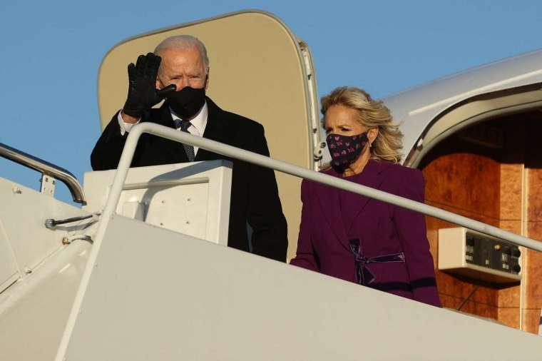 拜登 6 月將前往英國比利時 進行首次海外訪問 (圖片:AFP)