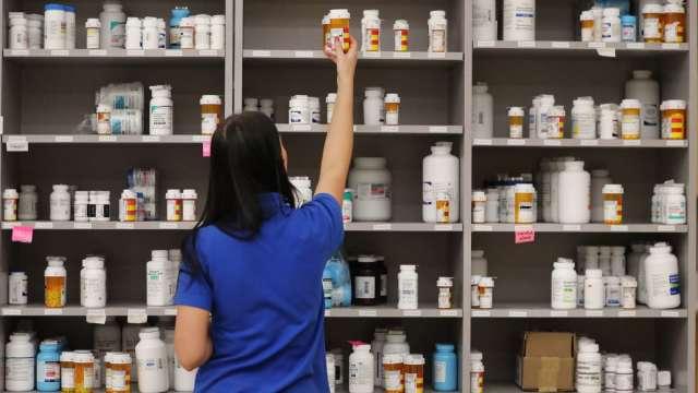 原料藥廠轉型利基型藥品發酵 海外布局效益顯。(圖:AFP)