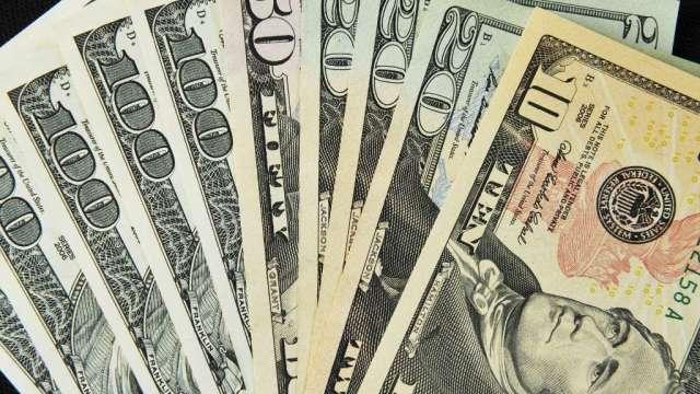 看美國經濟展望見解不同 華爾街對美元前景分歧加劇(圖:AFP)