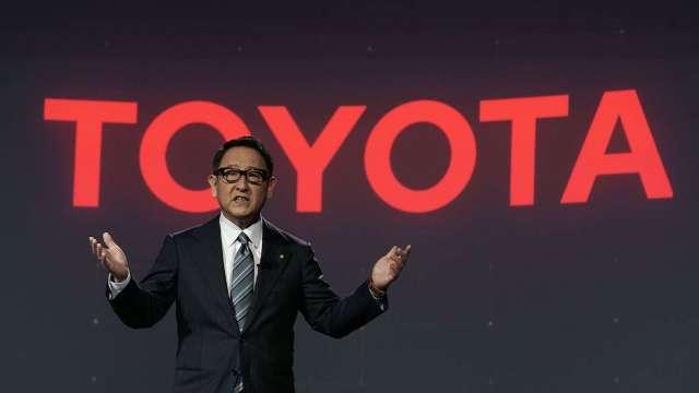 豐田汽車因應「CASE」潮流 將加倍招募科技人才 (圖片:AFP)