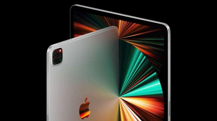 12.9 吋 iPad Pro 首度採用 Mini LED 面板 (圖片:蘋果)