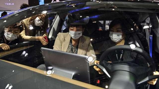 造車新勢力2.0時代開啟 將有六大變化。(圖:AFP)