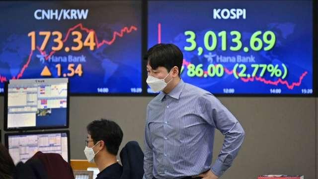 全球最長的股市禁空令下周將解除 南韓決定引發散戶憂心(圖:AFP)