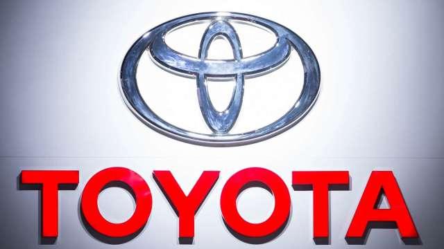 日本Toyota、Mazda等五家車廠 將共同打造新一代聯網規格 (圖片:AFP)