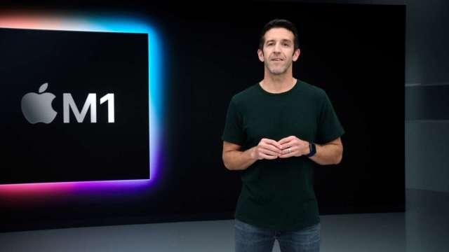 日經:蘋果自研晶片M2本月進入量產 採台積電N5P先進製程 (圖:AFP)