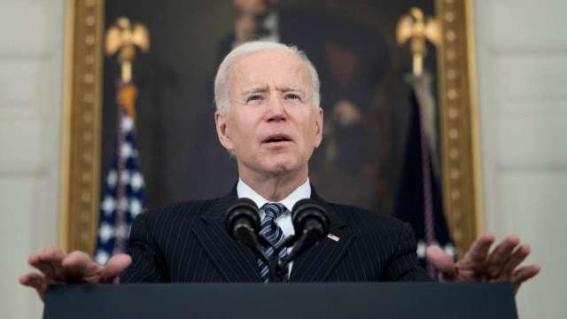 拜登擬撥款800億美元打擊逃漏稅 為「美國家庭計畫」籌資 (圖:AFP)