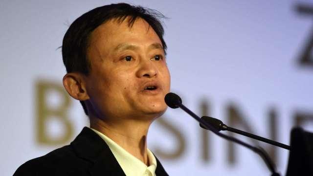 中國要查螞蟻集團快速IPO幕後推手,馬雲命運將何去何從?(圖片:AFP)