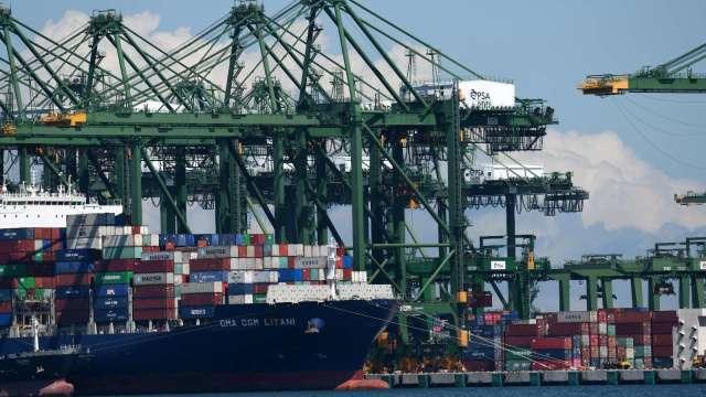聯合國:疫情期間中國出口在全球佔比大增 但可能即將觸頂(圖片:AFP)
