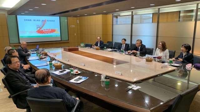 東元候選董事首次會面經營團隊 聚焦三大領域。(圖:東元提供)