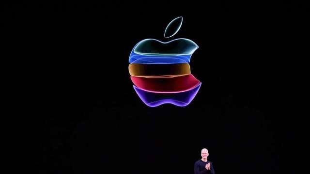 蘋果Q2所有產品營收兩位數成長、砸900億美元買庫藏股 (圖:AFP)