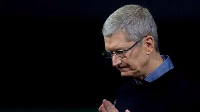 蘋果營收成長有壓 庫克透露iPad和Mac難逃晶片缺貨衝擊 (圖:AFP)