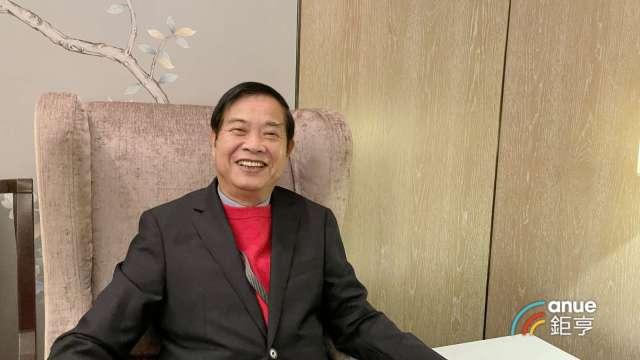 基士德-KY董事長謝宏炅。(鉅亨網記者張欽發攝)
