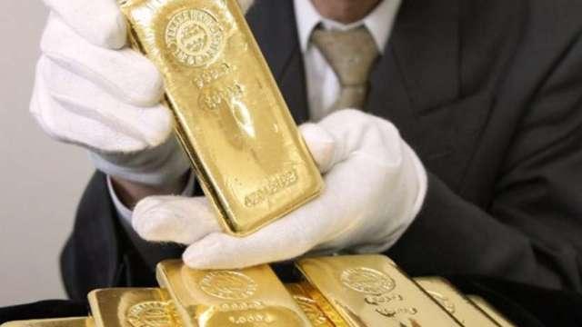 世界黃金協會:首季黃金需求年減23% 因歐美投資者大量拋售(圖:AFP)