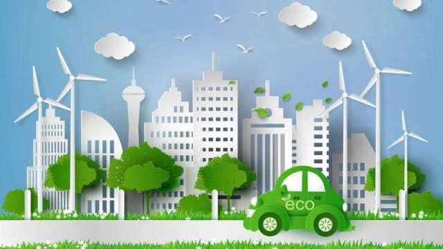 為了達到積極的減碳目標,許多國家已訂出禁售燃油車或全面電動化的時程,眾多推力加速電動車時代的到來。(圖:工業技術與資訊月刊)