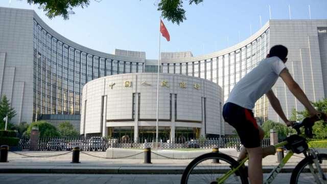 中國加強金融監管 4部門聯合約談騰訊美團等13企業(圖:AFP)