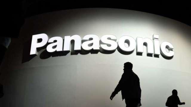 Panasonic擬外包中國TCL 生產中低階電視(圖:AFP)