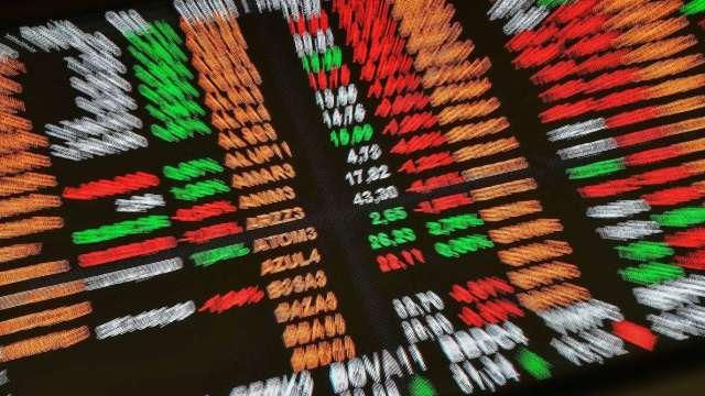 不懼疫情威脅 印度股市逆勢反彈。(圖:AFP)