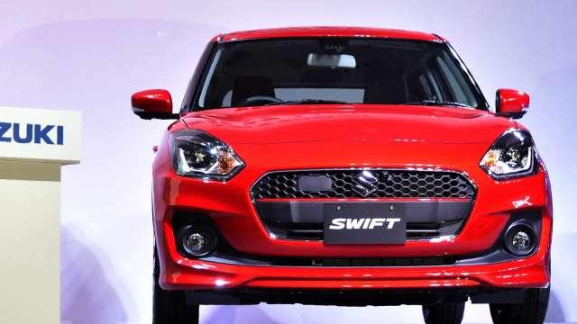 日本Suzuki五月也將實施停工 下修年度生產計畫 (圖片:AFP)