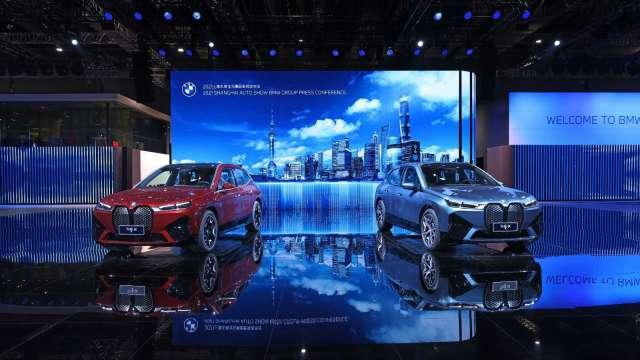 全新BMW iX將於第四季引進。(圖:汎德提供)