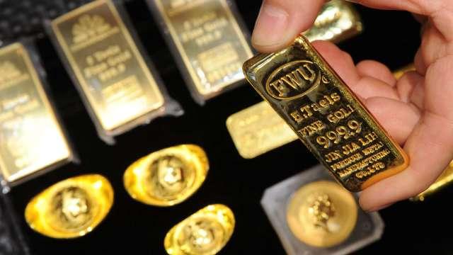 葉倫稱經濟計畫不會刺激通膨 黃金亞市盤中轉強(圖:AFP)
