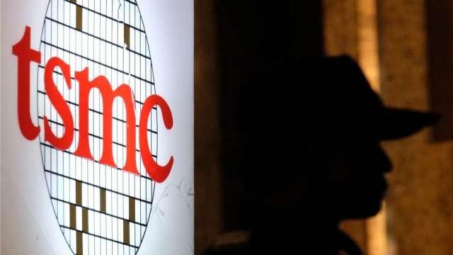 寶山一期傳工安意外 台積電:科管局外圍施作工程砸中包商。(圖:AFP)