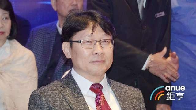 亞昕國際董事長姚連地。(鉅亨網記者張欽發攝)