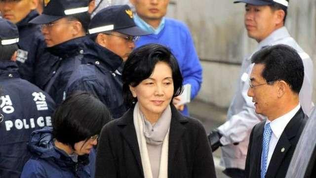 三星李健熙遺孀成南韓女首富 淨資產超74億美元(圖:AFP)