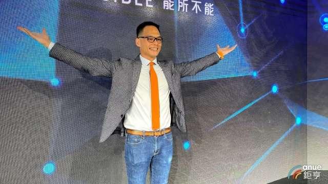 台灣大總經理林之晨。(鉅亨網資料照)