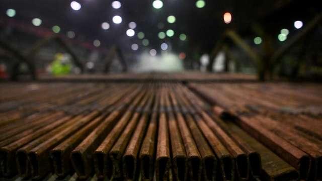 彭博大宗商品現貨指數 創2011年來最高 (圖片:AFP)