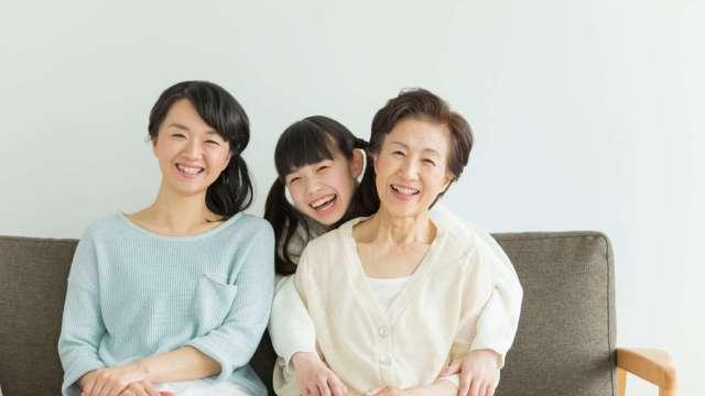 照顧媽媽健康有三大基本標配 打造源源不絕終身俸靠它。(圖:全球人壽提供)