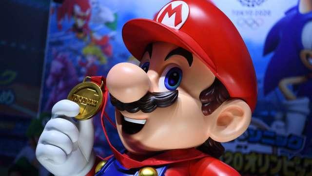 〈財報〉任天堂獲利創高 Switch銷量預測年減11%至2550萬台 (圖片:AFP)