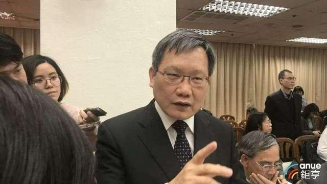 財政部長蘇建榮。(鉅亨網資料照))