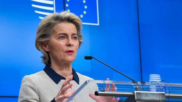 歐盟執委會:準備就放寬疫苗專利限制進行討論 (圖:AFP)