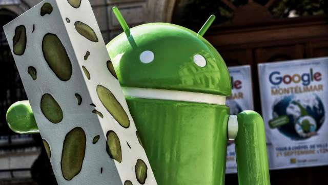 Google擬推隱私新規與蘋果較勁 要App開發商收集數據透明化(圖片:AFP)