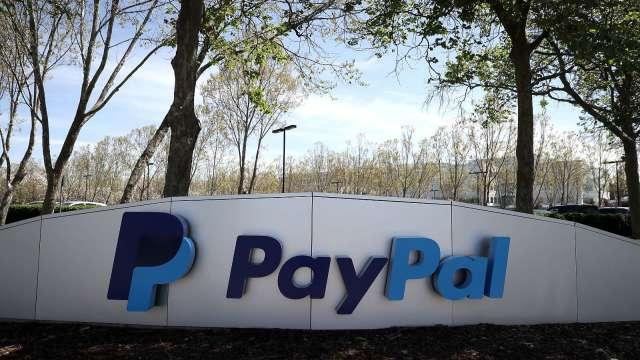 不只受益疫情!PayPal為何是85%喊買的華爾街甜心? (圖片:AFP)