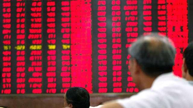 A股不爭氣 散戶不買單 4月A股新基金發行量創今年新低(圖片:AFP)