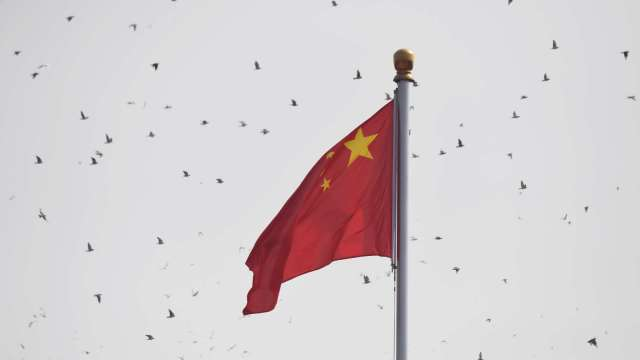通膨不怕 中國今年CPI可保持在3%之內 (圖片:AFP)