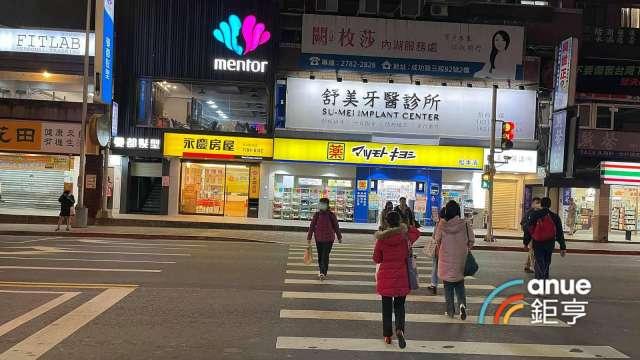 今年北市第一筆億元店面交易 成交在東湖商圈。(鉅亨網記者張欽發攝)