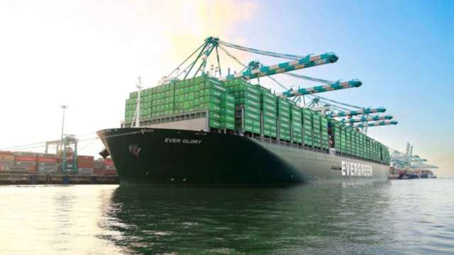 長榮Q1每日開航即賺4億元 EPS 7.04元直逼近4年總和。(圖:長榮提供)