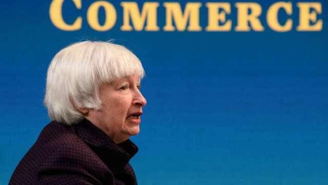 美政府關門、違約風險增?葉倫:債務上限財政工具恐於今夏耗盡(圖:AFP)