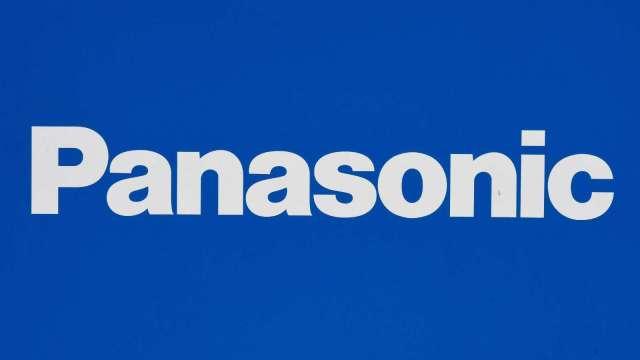 〈財報〉Panasonic上年度淨利大減27% 估車用部門將帶動業績成長 (圖片:AFP)