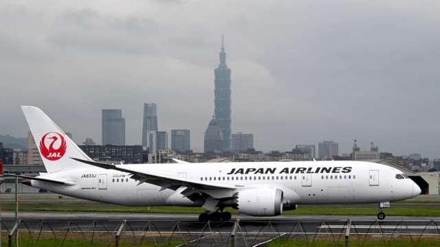 王國材:華航機師染疫影響印度撤僑 可改搭日航返台。(示意圖:AFP)