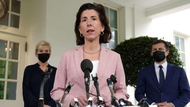 美商務部長:美國要從疫情中復甦還有很長的路要走(圖片:AFP)