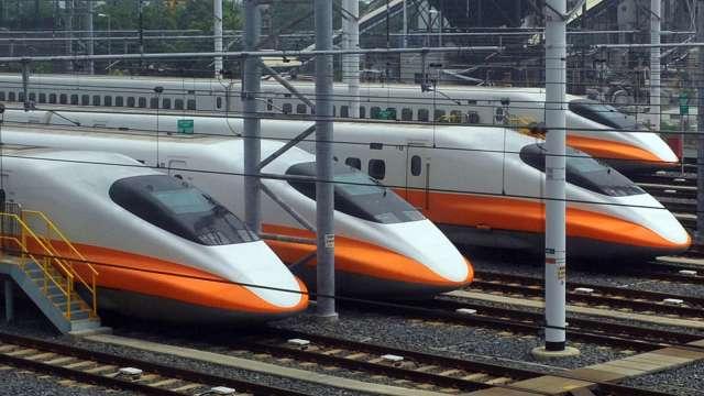 東芝取得台灣高鐵訂單 金額約76億日圓 (圖片:AFP)