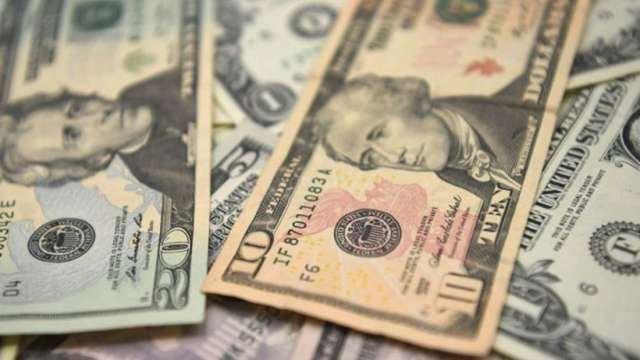 〈紐約匯市〉通膨預期竄升 美元觸及兩個半月低點 以太幣再創新高 (圖:AFP)