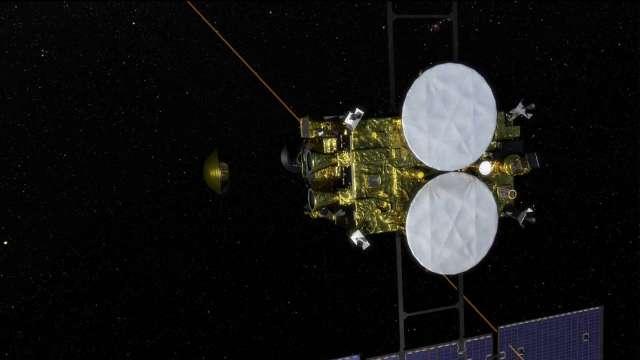 SpaceX布局低軌衛星來台籌組美台聯軍 網通業搶商機。(示意圖:AFP)
